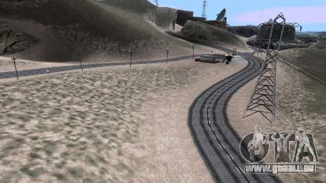 New Roads v3.0 Final pour GTA San Andreas sixième écran