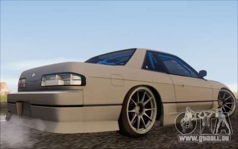 Nissan Silvia S13 Vertex für GTA San Andreas linke Ansicht