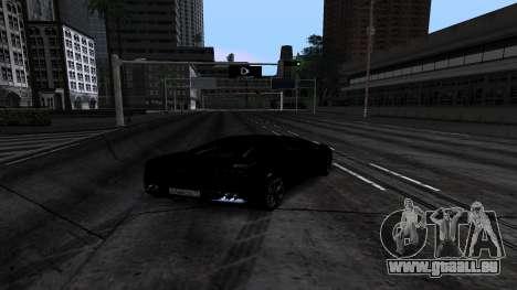 New Roads v1.0 pour GTA San Andreas quatrième écran