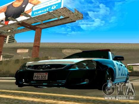 ENBSeries by Sup4ik002 pour GTA San Andreas deuxième écran