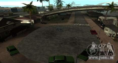 ENB Series for SA:MP pour GTA San Andreas huitième écran