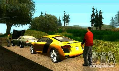 Situation de vie v2.0 pour GTA San Andreas troisième écran