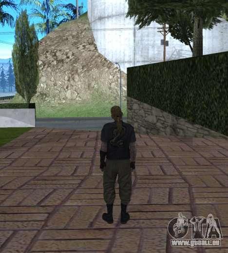 New Wmycr für GTA San Andreas zweiten Screenshot