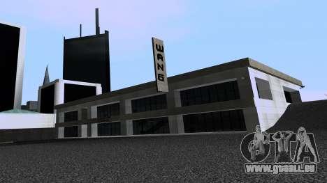 New Wang Cars pour GTA San Andreas