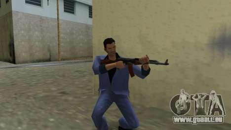 Kalachnikov Modernisé GTA Vice City pour la deuxième capture d'écran
