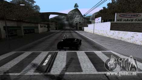 New Roads v1.0 für GTA San Andreas zweiten Screenshot