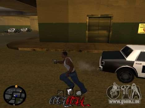C-HUD Coca-Cola pour GTA San Andreas cinquième écran