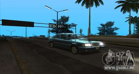 ENB Series for SA:MP pour GTA San Andreas deuxième écran