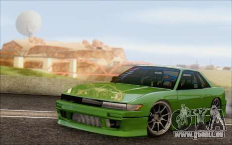 Nissan Silvia S13 Vertex für GTA San Andreas