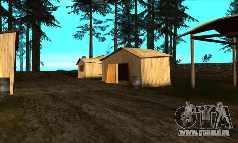 Neue Häuser im Panoptikum für GTA San Andreas her Screenshot