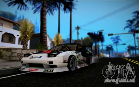 Nissan 240SX Monster Energy pour GTA San Andreas