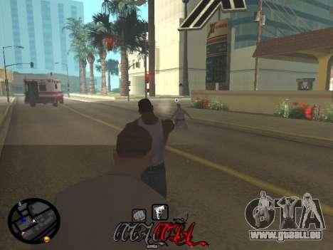 C-HUD Coca-Cola für GTA San Andreas sechsten Screenshot