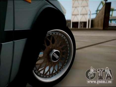 Volkswagen Golf für GTA San Andreas rechten Ansicht