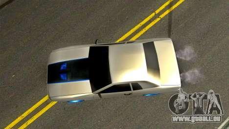 Elegy Neli pour GTA San Andreas vue de droite