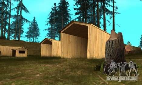 Neue Häuser im Panoptikum für GTA San Andreas