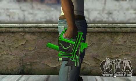 Automatique pour GTA San Andreas troisième écran