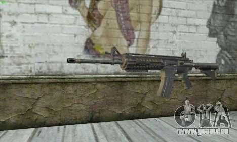 M4A1 S - System für GTA San Andreas