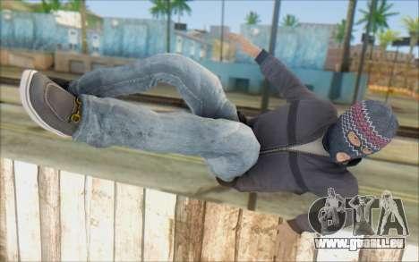 Russian Thug für GTA San Andreas