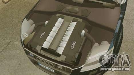Audi Q7 TEK [ELS] für GTA 4 Innenansicht
