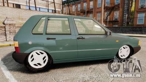 Fiat Uno für GTA 4 linke Ansicht