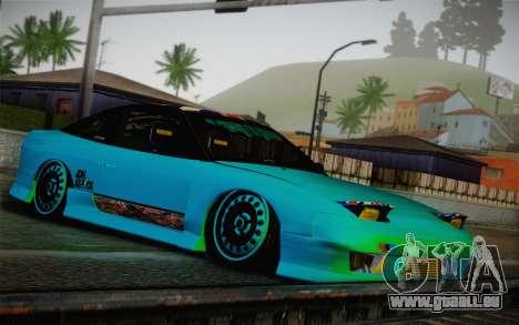 Nissan 240SX Drift Stance für GTA San Andreas