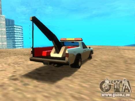 Neue Schlepptau (Picador) für GTA San Andreas rechten Ansicht