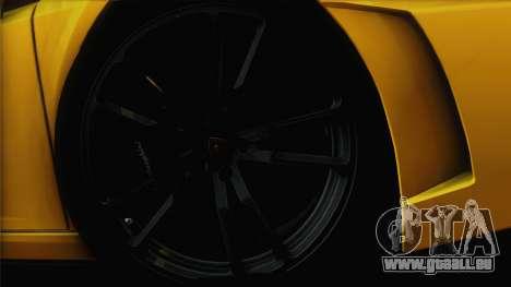 Lamborghini Gallardo LP570-4 Edizione Tecnica pour GTA San Andreas vue de dessus