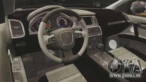 Audi Q7 TEK [ELS] für GTA 4 Seitenansicht