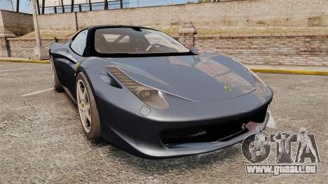 Ferrari 458 Italia für GTA 4