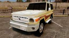 Toyota Land Cruiser 70 2014