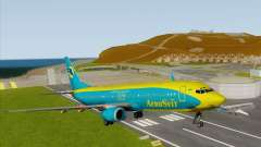Boeing 737-800 AeroSvit Ukrainian Airlines