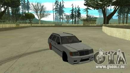Mercedes-Benz W124 Wagon pour GTA San Andreas