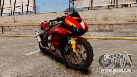 Kawasaki Ninja ZX-6R v2.0 für GTA 4