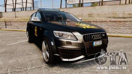 Audi Q7 TEK [ELS] pour GTA 4