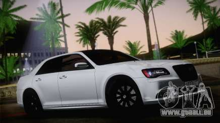 Chrysler 300 SRT8 Black Vapor Edition für GTA San Andreas