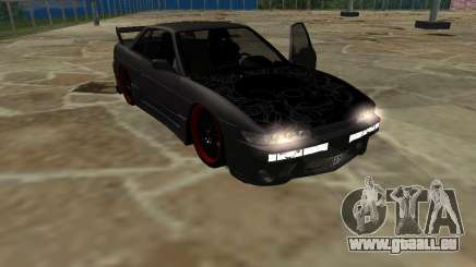 Nissan s13 Lager fusion für GTA San Andreas