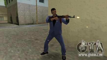 Kalaschnikow Modernisiert für GTA Vice City