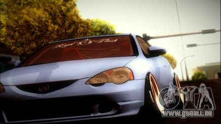 Acura RSX Stance pour GTA San Andreas