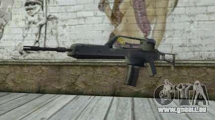 HK G36 pour GTA San Andreas