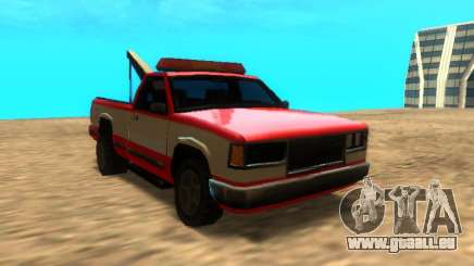 Nouvelle Remorque (Yosemite) pour GTA San Andreas