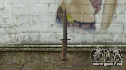 KA-BAR Knife für GTA San Andreas