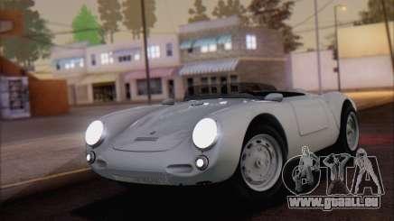 Porsche 550 Spyder 1955 pour GTA San Andreas