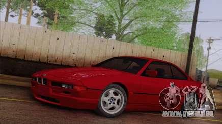 BMW 850CSi E31 1996 für GTA San Andreas