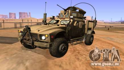 M-ATV из Call of Duty: Ghosts pour GTA San Andreas