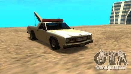 Nouvelle Remorque (Picador) pour GTA San Andreas