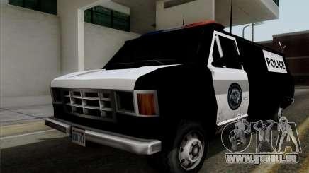S.W.A.T van pour GTA San Andreas