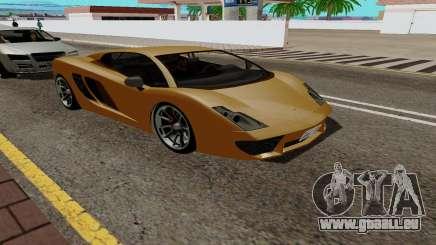 GTA 5 Pegassi Vacca für GTA San Andreas