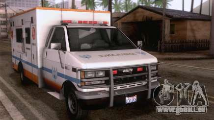 GTA 5 Ambulance pour GTA San Andreas