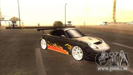 Porshe Cayman S из NFS MW für GTA San Andreas