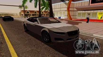GTA 5 Lampadati Felon GT V1.0 pour GTA San Andreas